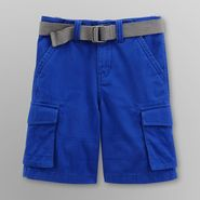 Toughskins Boy's Belted Cargo Shorts at Sears.com