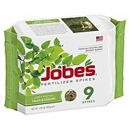 Jobes 9-Pack Fertilizer Spikes for Trees and Shrubs at Kmart.com