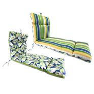 Jordan Manufacturing Co., Inc. Marlow/McCoury Pool French Edge Chaise Cushion at Kmart.com