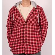 Farmall IH Sherpa Lined Flannel Hoody at Sears.com