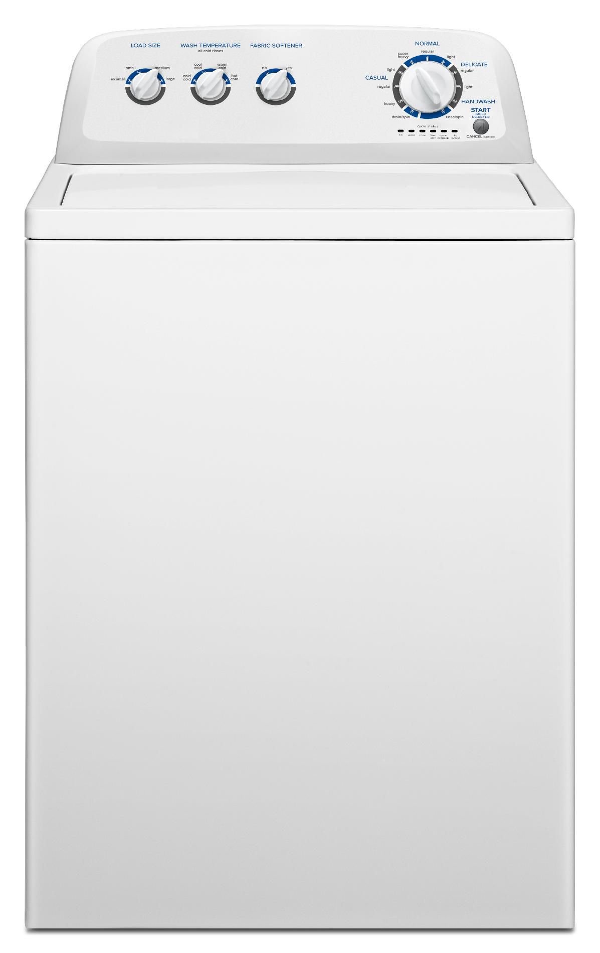 Amana Top-load 3.4 cu. ft. washer