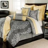 The Great Find 16 Piece Comforter Set Nero at Kmart.com