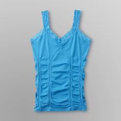 Bongo Junior's Plus Ruched Camisole at Kmart.com