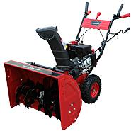 Power Smart 7651 24-Inch 208CC LCT Gas Powered Two Stage Snow Thrower With Electric Start at Kmart.com
