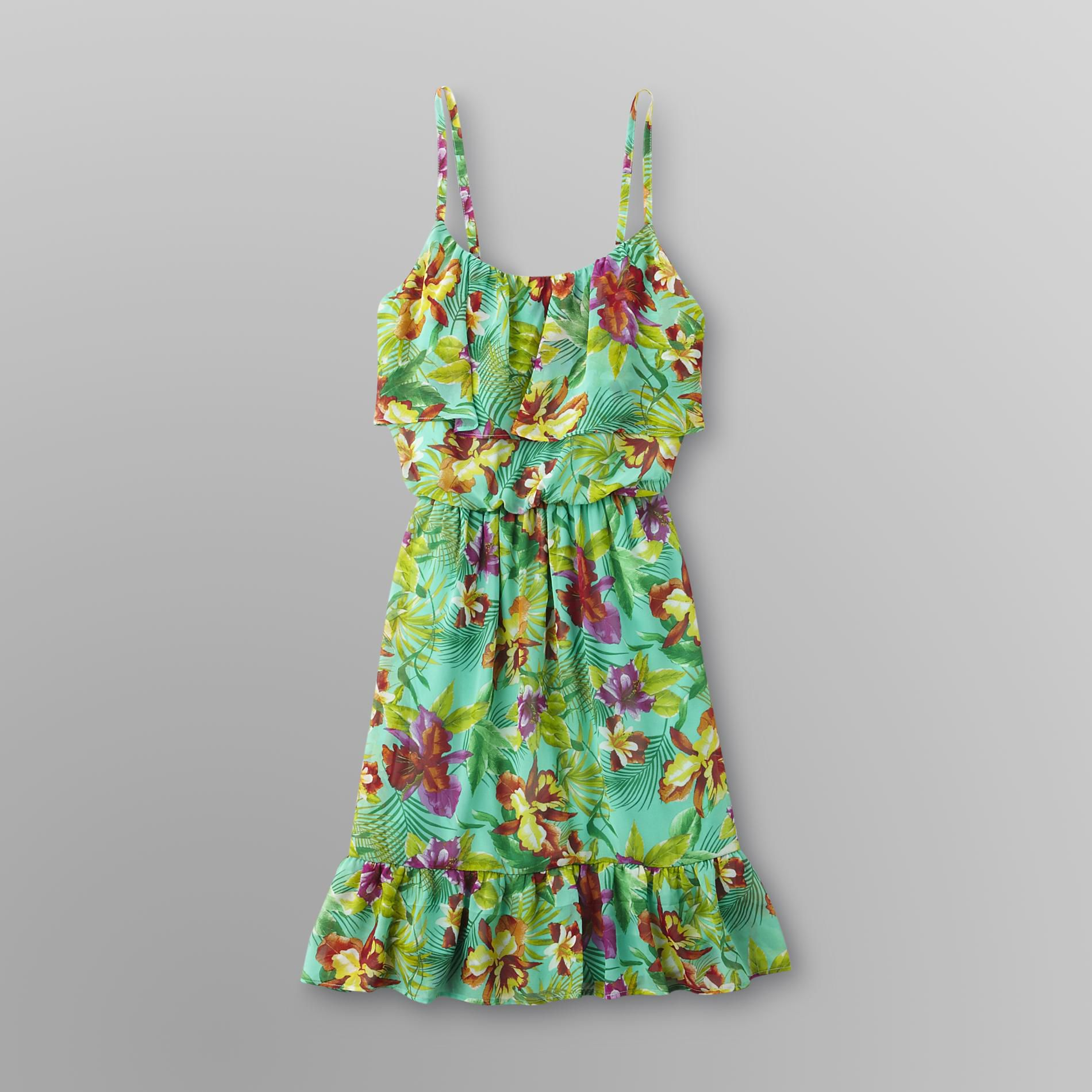 Bongo Junior's Chiffon Dress - Floral at Kmart.com