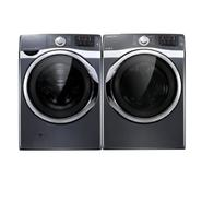 Samsung 4.5 cu. ft. High-Efficiency Steam Front-Load Washer and 7.5 cu. ft. Steam Dryer Bundle at Sears.com