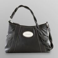 Jaclyn Smith Women's Sweet Valley Top Zip Handbag at Kmart.com