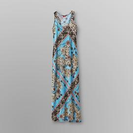 Bongo Juniors Tank Maxi Dress - Chain Print at Kmart.com