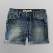 True Freedom Junior's Rolled Denim Shorts at Sears.com
