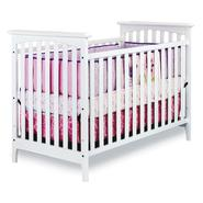 Child Craft Monterey 3-in-1 Stationary Crib Matte White at Kmart.com