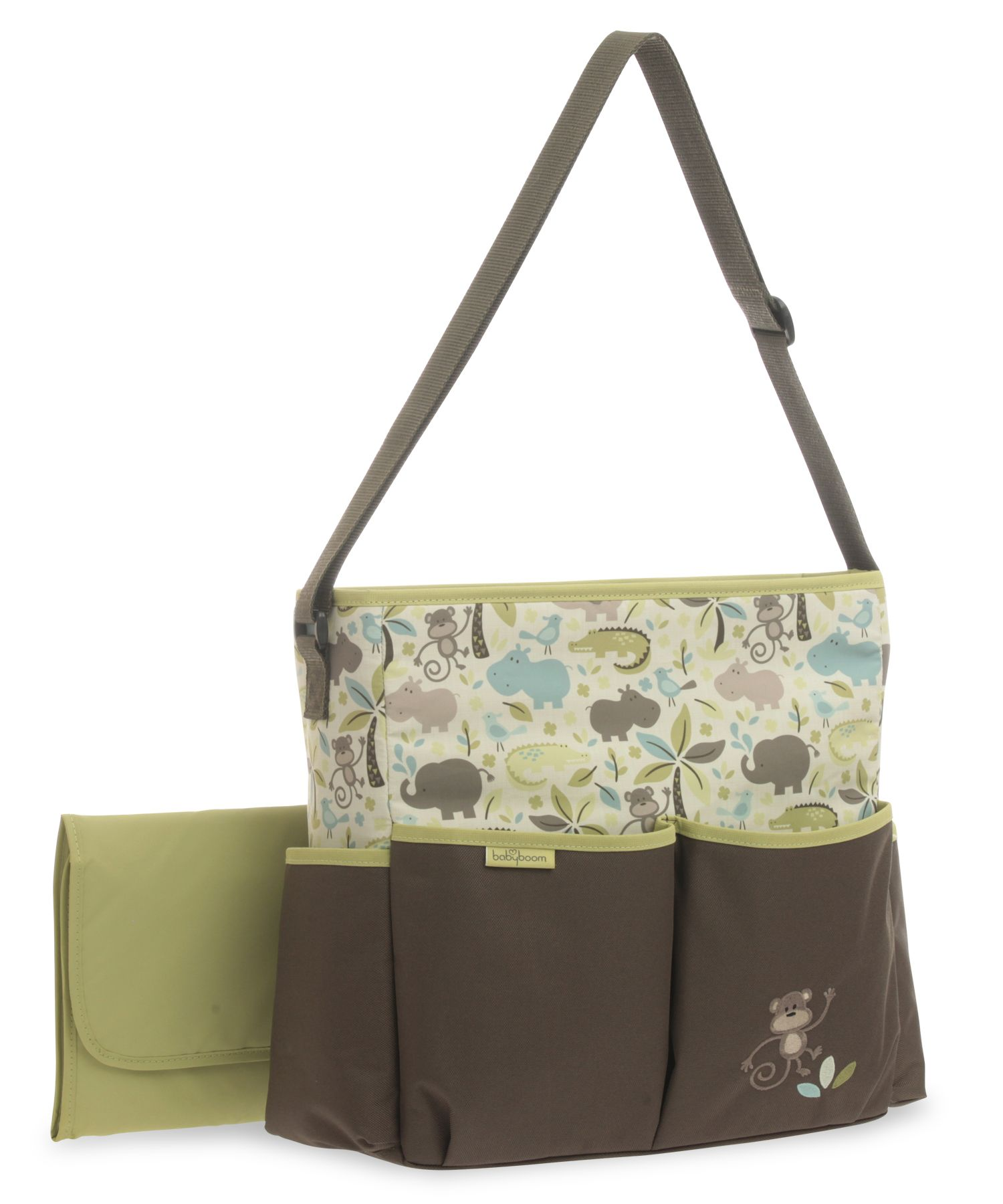 Super Safari Diaper Bag