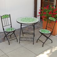 RST Outdoor Verdi Royale Green 3-Piece Bistro Set at Kmart.com