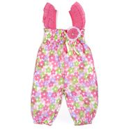 Small Wonders Newborn Girls' Romper Flower Animal Print at Kmart.com