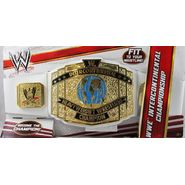WWE White Strap Intercontinental Championship - WWE Championship Toy Wrestling Belt at Kmart.com