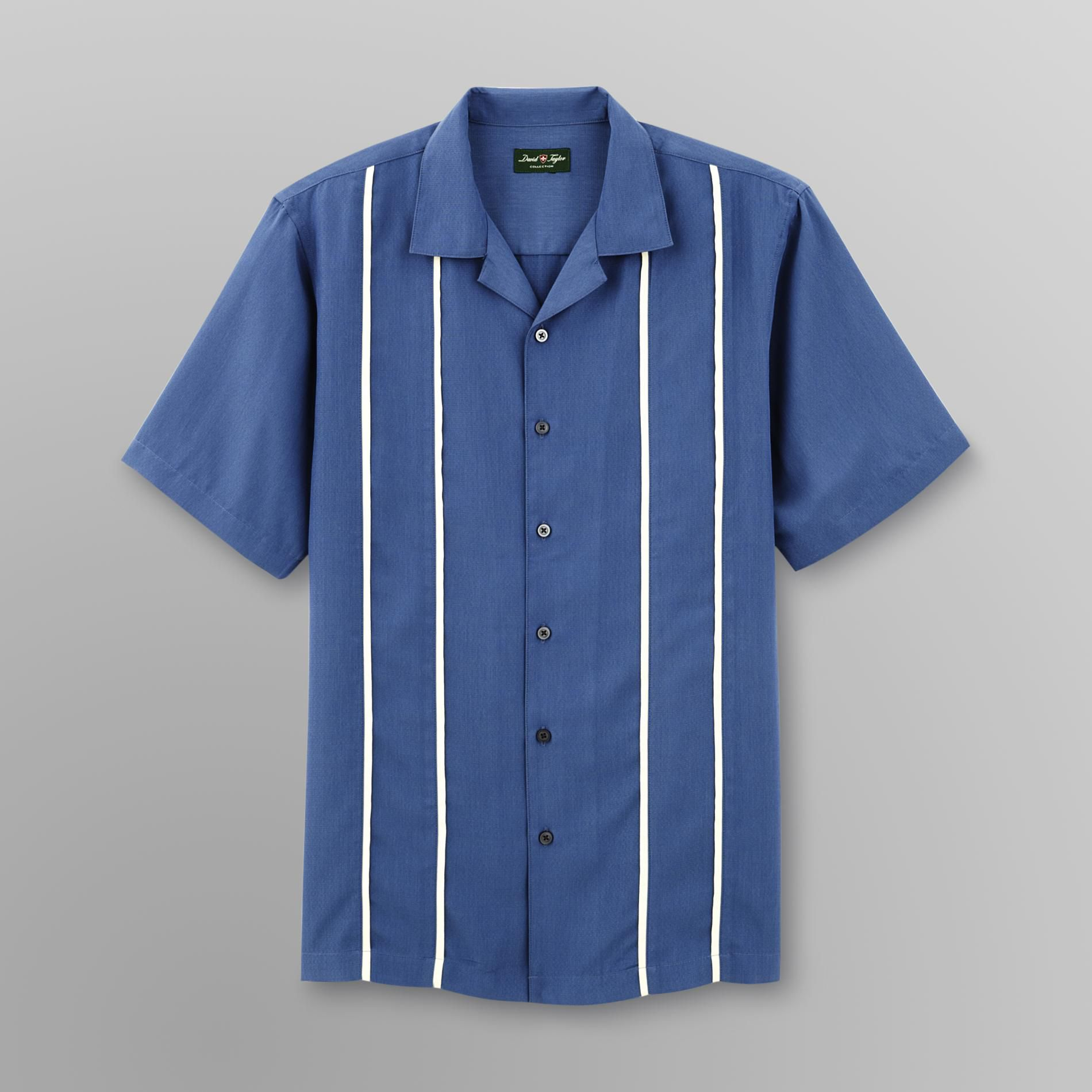 David Taylor Men's Camp Shirt at Kmart.com