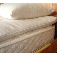 Holy Lamb Organics Quilted Wool Mattress Topper at Sears.com