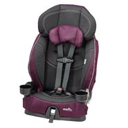 Evenflo Car Seat Booster Chase LX Reece Purple/Black at Sears.com