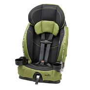 Evenflo Car Seat Booster Chase LX Laguna Green/Black at Sears.com