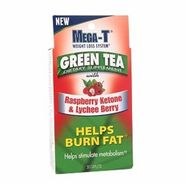 Mega-T Green Tea With Raspberry Ketone And Lychee Caplets at Kmart.com