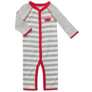 Carter's Newborn & Infants Boy's 'Crab' Long Sleeve Striped Sleeper at Sears.com