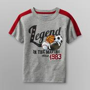 Toughskins Toddler Boy's T-Shirt - Legend at Kmart.com