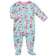 Carter's Infant & Toddler Girl's Castle Print Sleeper at Sears.com