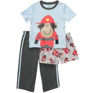 Carter's Infant and Toddler Boy's 3 Pc. Monkey Print Set at Sears.com