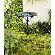 Jaclyn Smith Today Mosaic Birdbath at Kmart.com