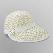 Jaclyn Smith Women's Straw Face Framer Hat at Kmart.com