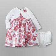 Holiday Editions Infant & Toddler Girl's Party Dress & Cardigan - Daisy at Kmart.com