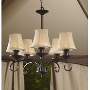 Jaclyn Smith Today Electric Chandelier at Kmart.com