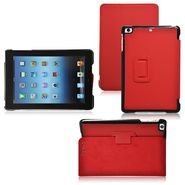 CrazyOnDigital Ionic Hybrid Leather Case with stand for New Apple iPad Mini 7.9 inch (Red) at Kmart.com