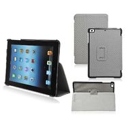 CrazyOnDigital Ionic Hybrid Leather Case with stand for New Apple iPad Mini 7.9 inch (Gray) at Kmart.com