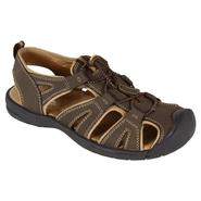 Northwest Territory Men's Sandal Mach 3 - Brown at Kmart.com
