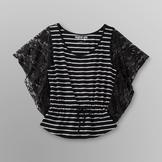 Dream Out Loud by Selena Gomez Junior's Batwing-Sleeve Top at mygofer.com