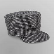 Joe Boxer Girl's Reversible Cadet Hat - Polka Dots at Kmart.com