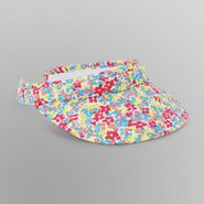 Joe Boxer Women's Woven Sun Clip Visor at Kmart.com