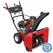 "Craftsman 24"" 208cc Dual-Stage Snow Thrower at Sears.com"