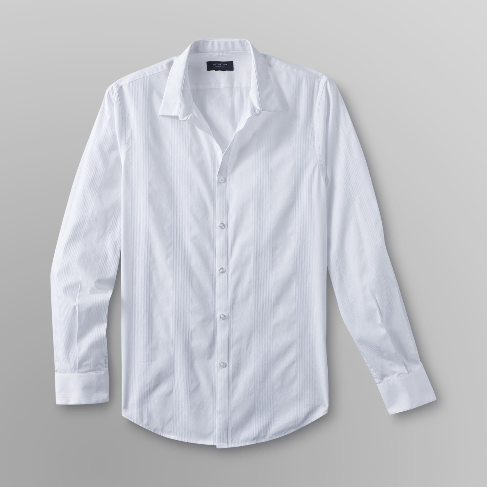 Attention Men's Big & Tall Modern Fit Dress Shirt at Kmart.com