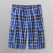 Canyon River Blues Boy's Cargo Shorts - Plaid at Sears.com