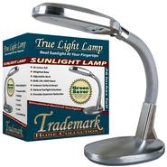 Trademark Home Deluxe Chrome Sunlight Desk Lamp at Sears.com