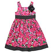 Youngland Infant & Toddler Girl's Sleeveless Floral Sundress at Sears.com