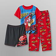 Disney PIXAR Cars Cars Toddler Boy's Pajama Set - 3 Pc. at Sears.com