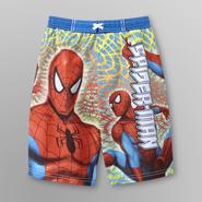 Marvel Spider-Man Boy's Swim Trunks at Sears.com