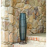 Garden Oasis Small Bamboo Floor Lantern at Sears.com