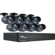 Night Owl 16-Channel STA 500GB DVR with 8 Night Vision Cameras and Smartphone Viewing at Sears.com