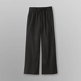 Glo Junior's Linen Wide Leg Pants at Kmart.com