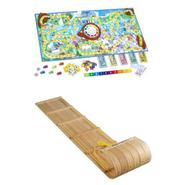 Family Snow Day Bundle with Sled & Family Games      ...