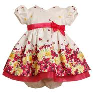 Holiday Editions Newborn Girl's Floral Easter Dress at Kmart.com