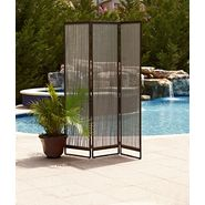 Garden Oasis 3 Panel Privacy Screen - Beige at Kmart.com